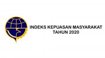INDEKS KEPUASAN MASYARAKAT TAHUN 2020